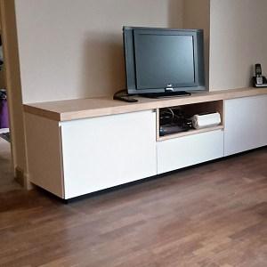 meubelen op maat tv-meubel