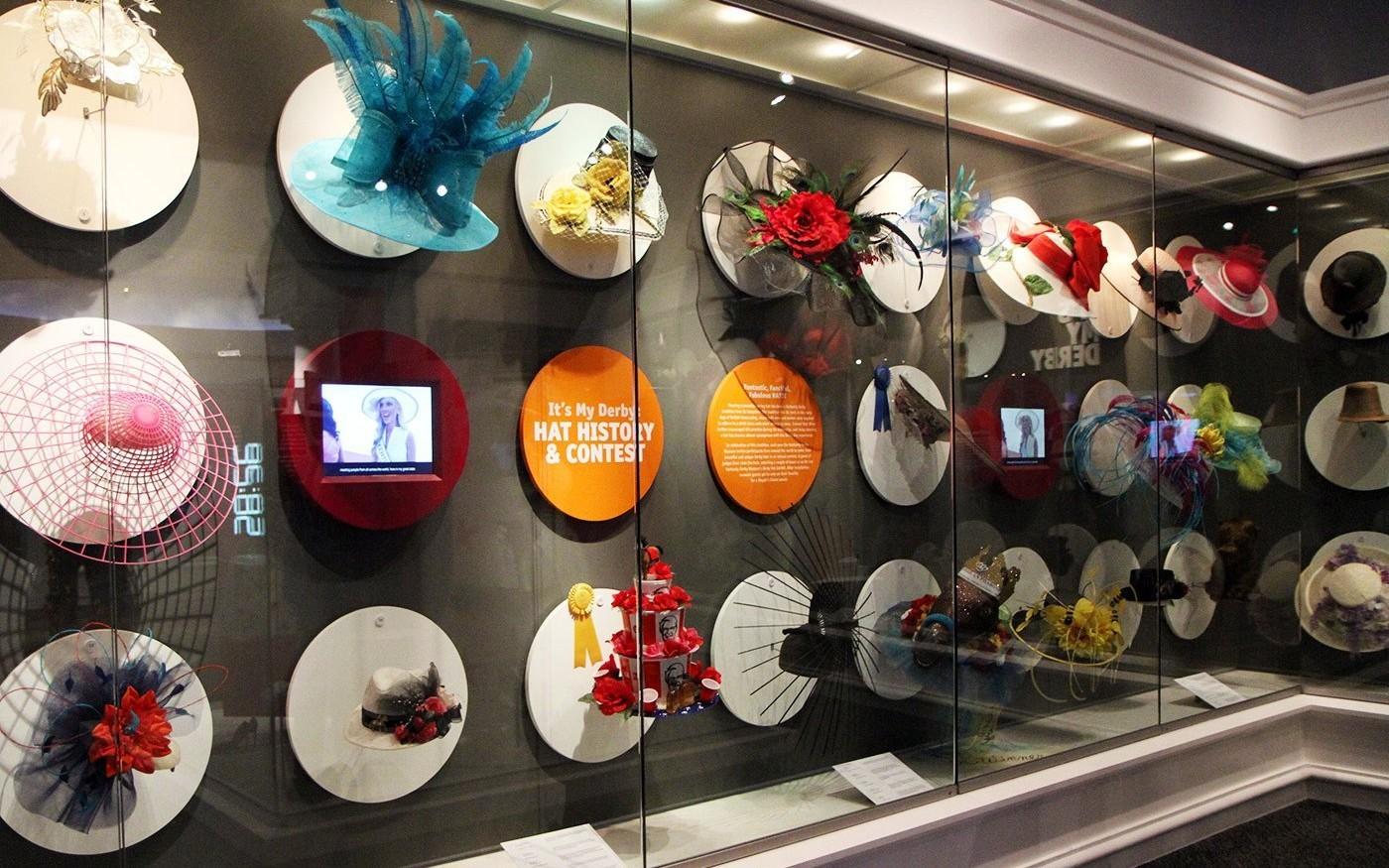 Kentucky Derby Museum's It's My Derby Fashion Exhibit