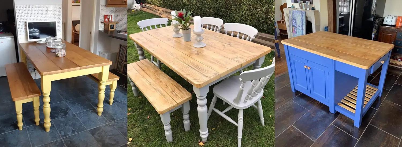 Furniture restoration and refurbishment