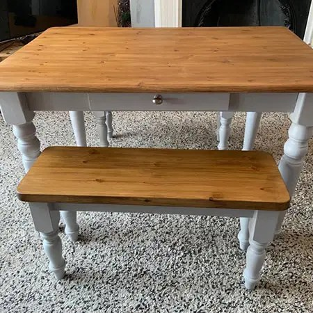 Reclaimed Wood Dressing Tables and Desks