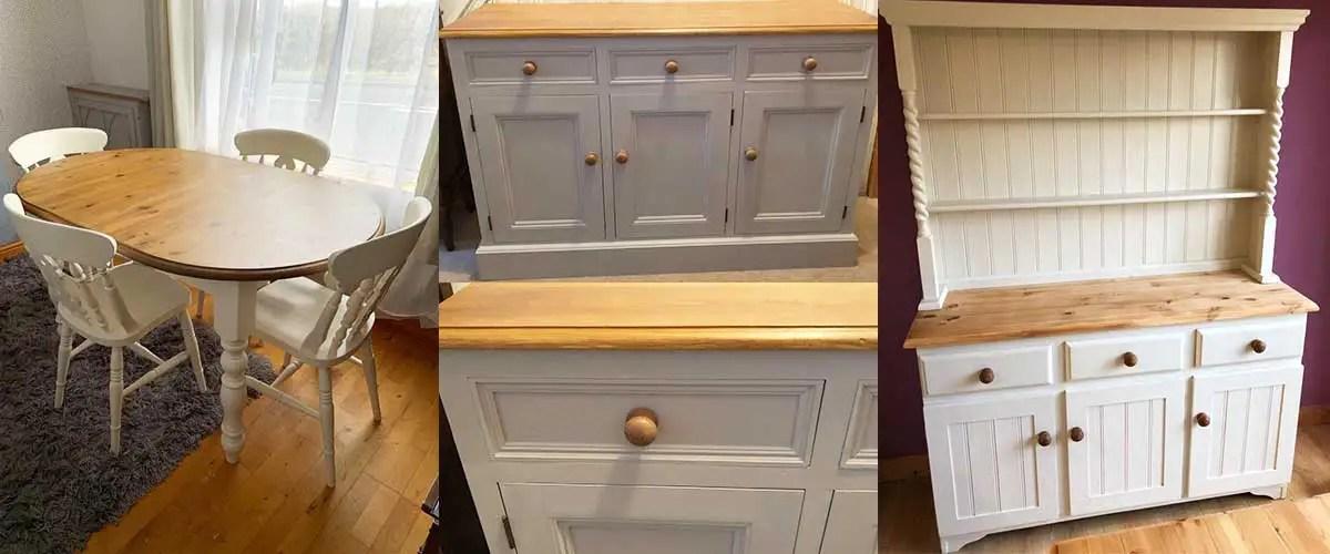 Refurbished and Restored Furniture