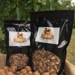 bagged shelled walnuts