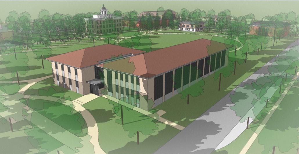 Upper Iowa University Liberal Arts Building  Derck  Edson