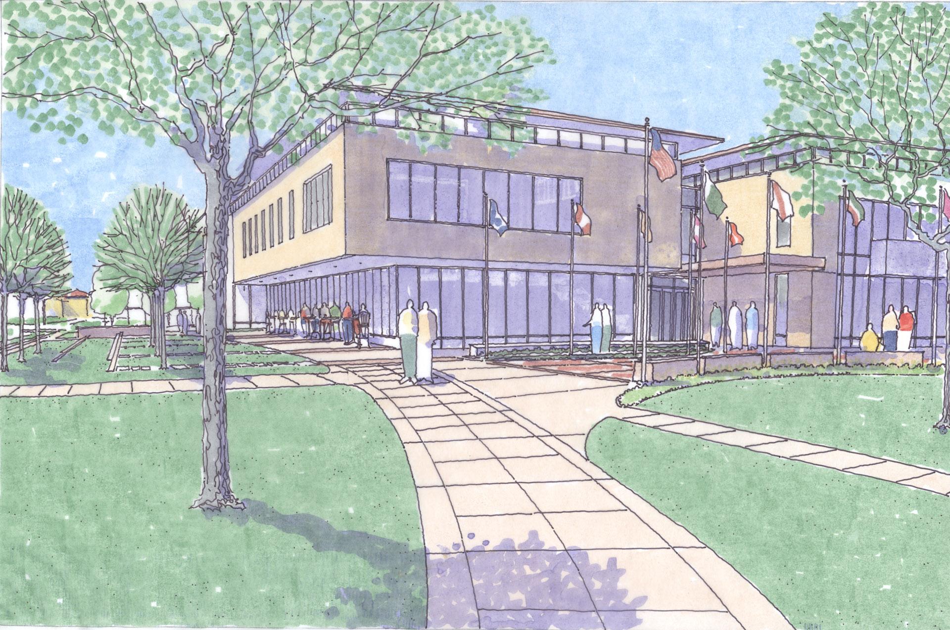 Upper Iowa University Student Center  Derck  Edson
