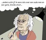 SOMMIGEN KOMEN ERMEE WEG....