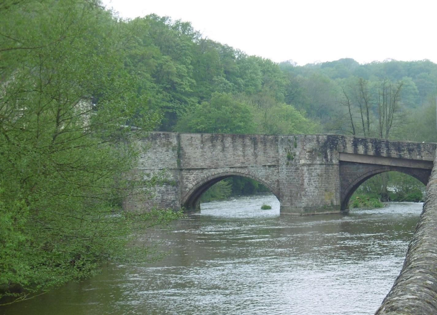 Ludford Bridge, Ludlow