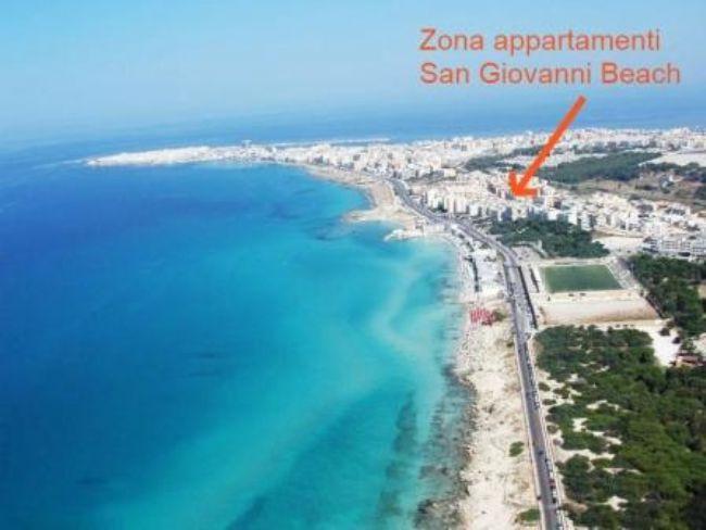Appartamenti San Giovanni Beach  Appartamenti Lido San Giovanni Gallipoli Salento
