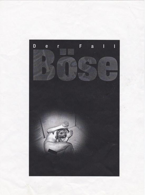 Filmcover Der Fall Böse 1996