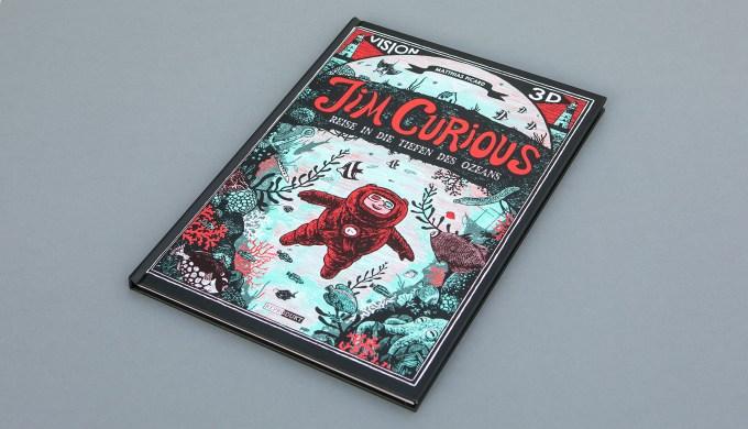 Jim Curious. Reise in die Tiefen des Ozeans