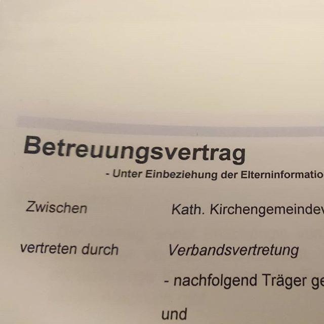 Der Vertrag ist unterschrieben jetzt heißt es auf August warten.de