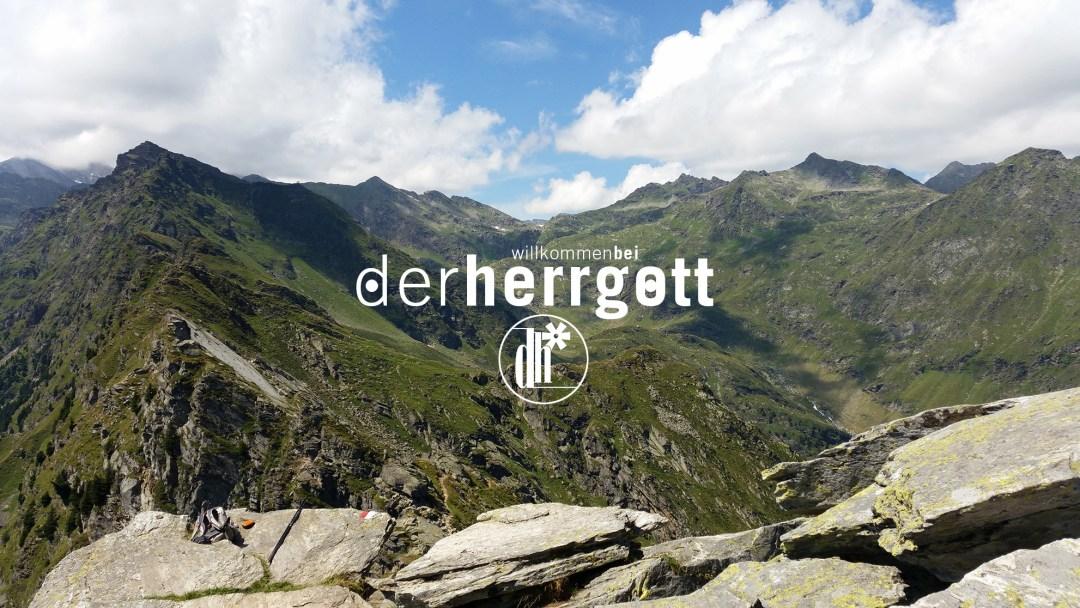 Texelgruppe Südtirol Mutspitze