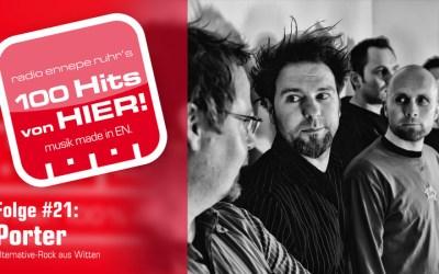 """RADIO-INTERVIEW: 100 Hits von hier – Teil 21: """"PORTER"""" aus Witten"""