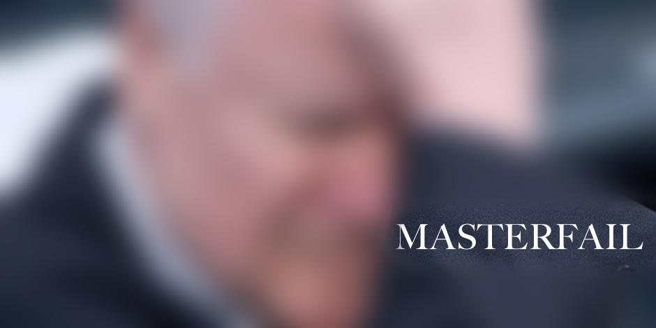 Masterfail