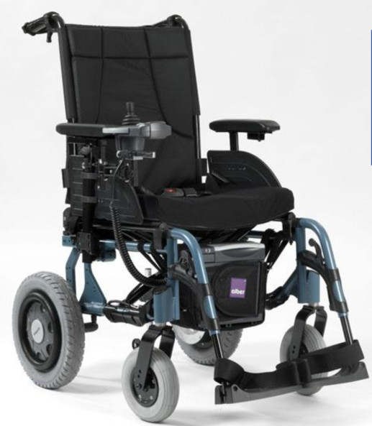 Elektrische rolstoelen  Producten  De Rijcker  Ganda