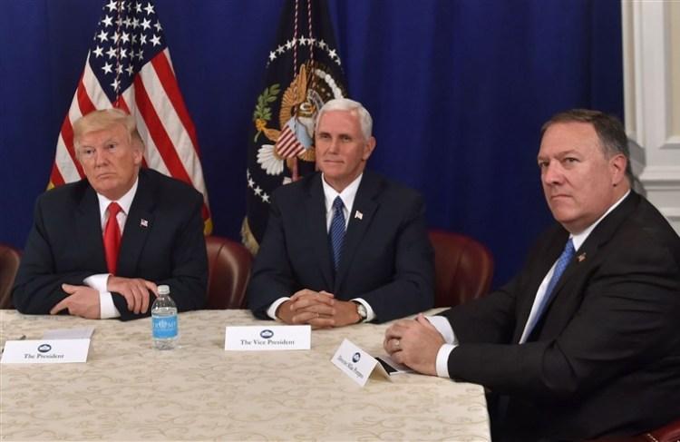 Ledere i USA som Pompeo og Pence kaller seg kristne. Er utsulting i Jemen kristne handlinger?