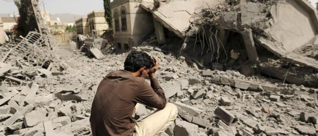 FN-rapport forteller at antallet drepte i Jemen er skyhøyt. Det gjør ikke inntrykk på USAs kristne ledere.