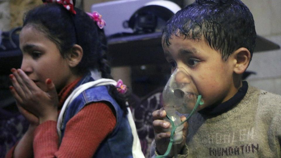 Kjent forsker sier at Gassangrepet i Douma i fjor var arrangert.