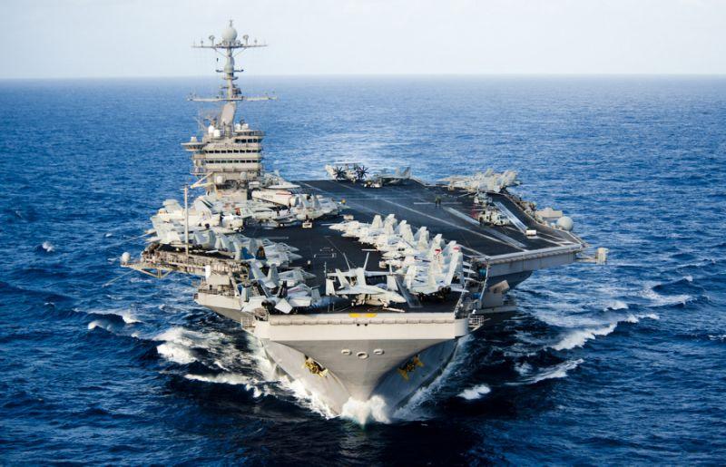 USA prøver nå å skaffe seg oppslutning om en krig mot Iran.