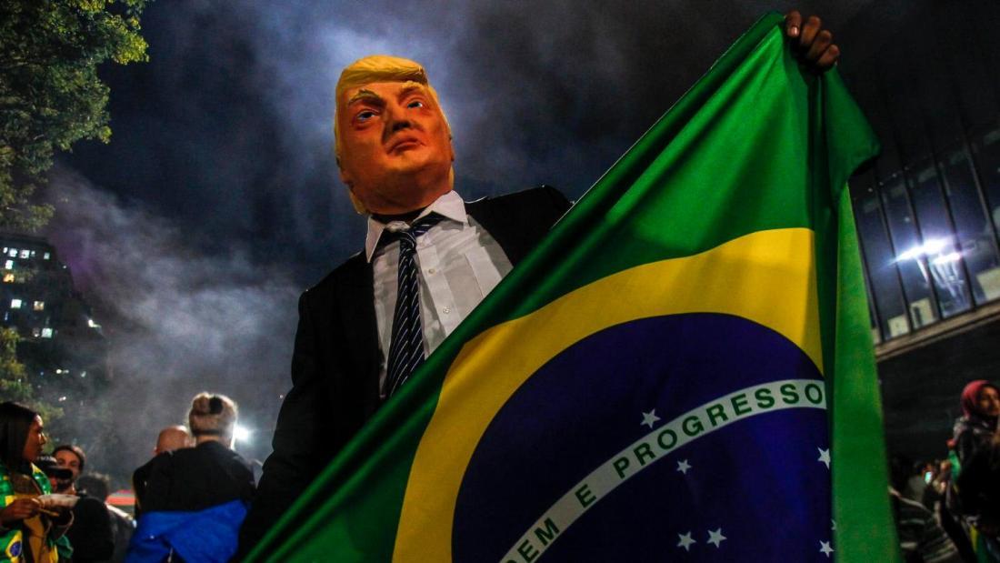 USA vurderer blokade av Venezuela for å fjerne regjeringen i landet.