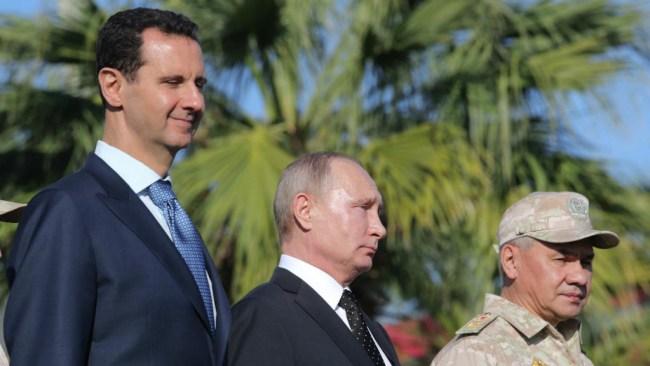 Det russiske diplomatier vinner seire gjennom små skritt i riktig retning.