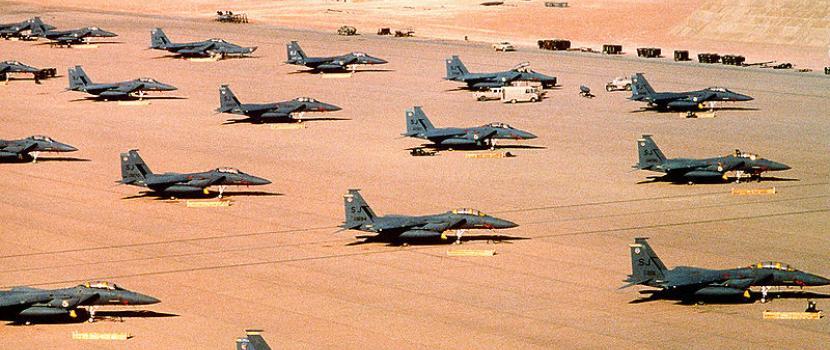 USA/Nato har utplasser atomvåpen i fem Nato-land.