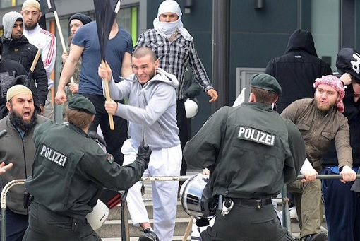 Kriminelle klaner fra Midt-Østen overtar nå kontrollen over gatene i Tyskland.