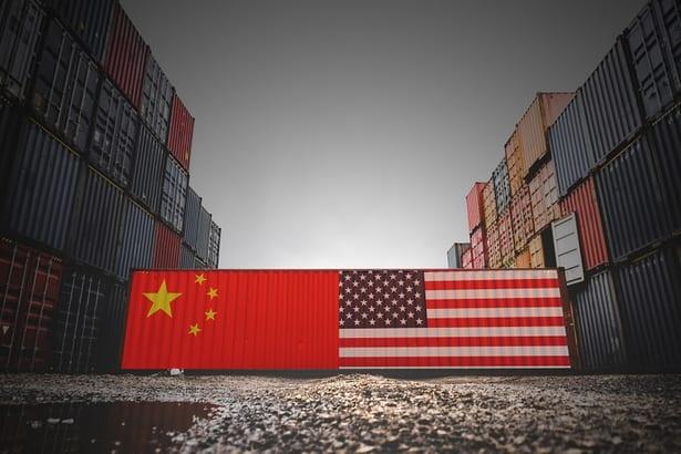 """Kina truer USAs hegemoni. USA svarer med """"krig"""" på mange fronter."""