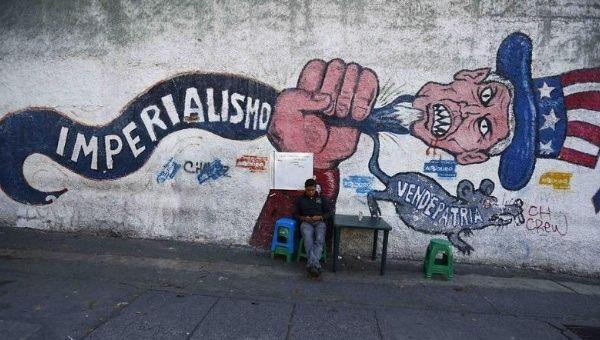 Venenzuela er i første linje i dag i kampen mot USA-imperialismen.