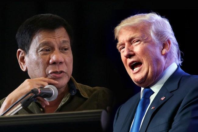 Duterte vil ikke ha USA-missiler på Filippinene. Landet var tidligere en tett USA-alliert.