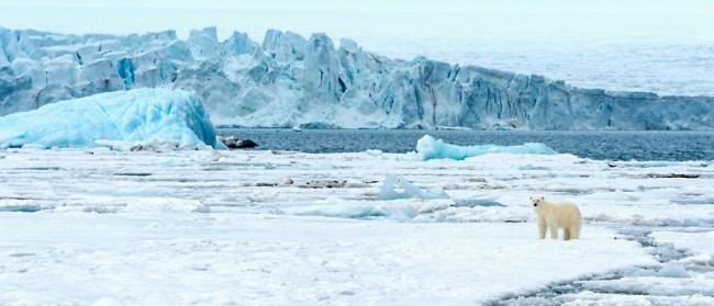 Nye temperaturmålinger tyder ikke på global oppvarming.