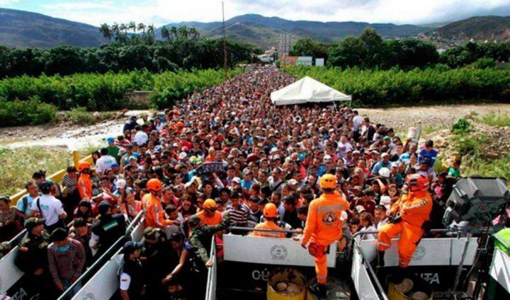 Det ble fortalt at det var enorm migrasjon fra Venezuela. Nye tall forteller at det var løgn.