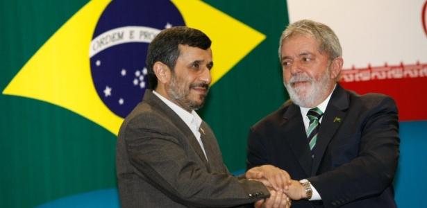 Lula forteller om da han var i Iran og fremforhandlet en avtale som ingen trodde var mulig.