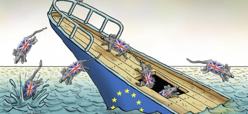 Hvordan kan en samtidig støtte Labour og få Storbritannia ut av EU? En tryllekunst, kanskje.
