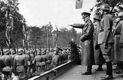 Polen hjalp Hitler-Tyskland frem mot 2. verdenskrig, bl.a. til oppstykkingen av Tsjekkoslovakia.