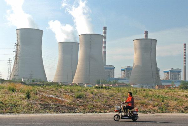 Store lands behov for vekst og velferd umuliggjør CO2-kutt.