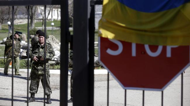 En ukrainsk politiker antyder en politisk hestehandel med Russland.