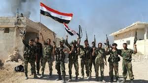 Den syriske hæren har nå stor fremgang. De omgår de tyrkiske observasjonspostene.