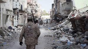 Det er nesten ingen vestlige journalister som tør å ta seg inn i Libya. Denne rapporten er derfor fra russiske journalister.