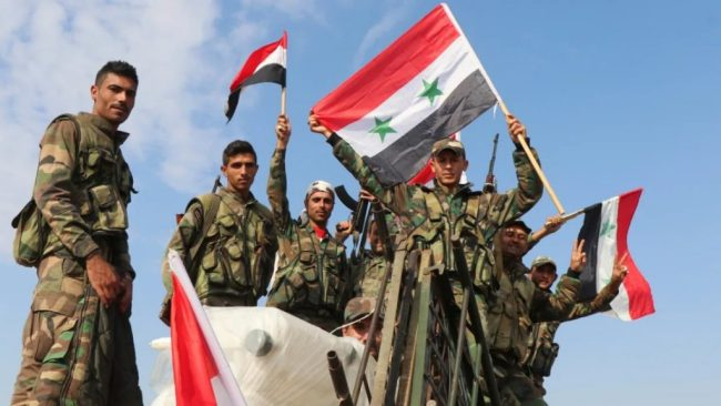 Tyrkia truer nå den syrisk hæren med gjengjeldelse.