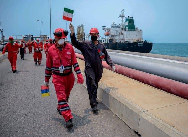 Iran og Venezuela handler med hverandre. Ikke uten grunn. Begge landene er utsatt for USA-sanksjoner.