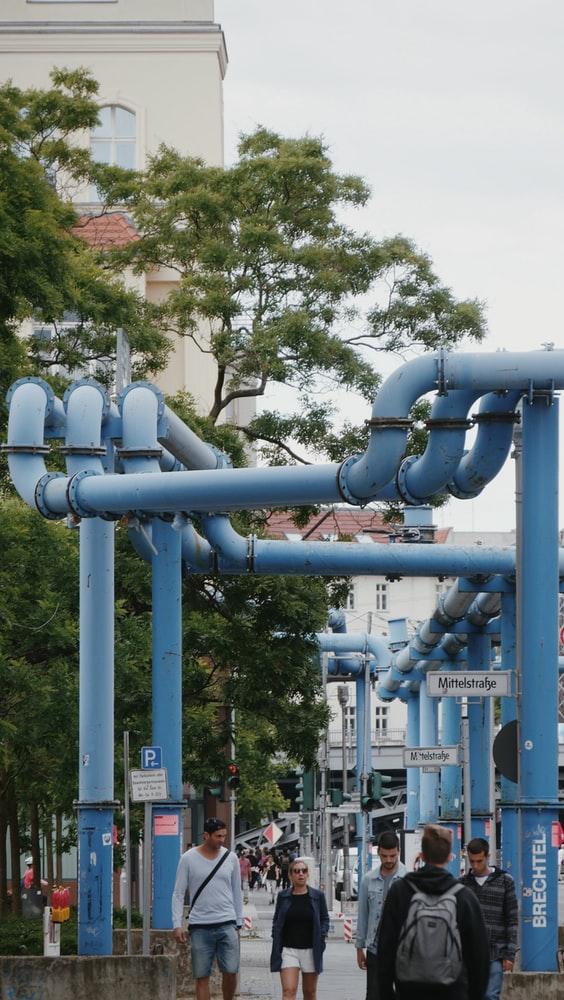 USA truer nå havnemyndighetene i den lille tyske byen Sassnitz hvis de hjelper til med North Stream 2, den tysk-russiske gassledningen
