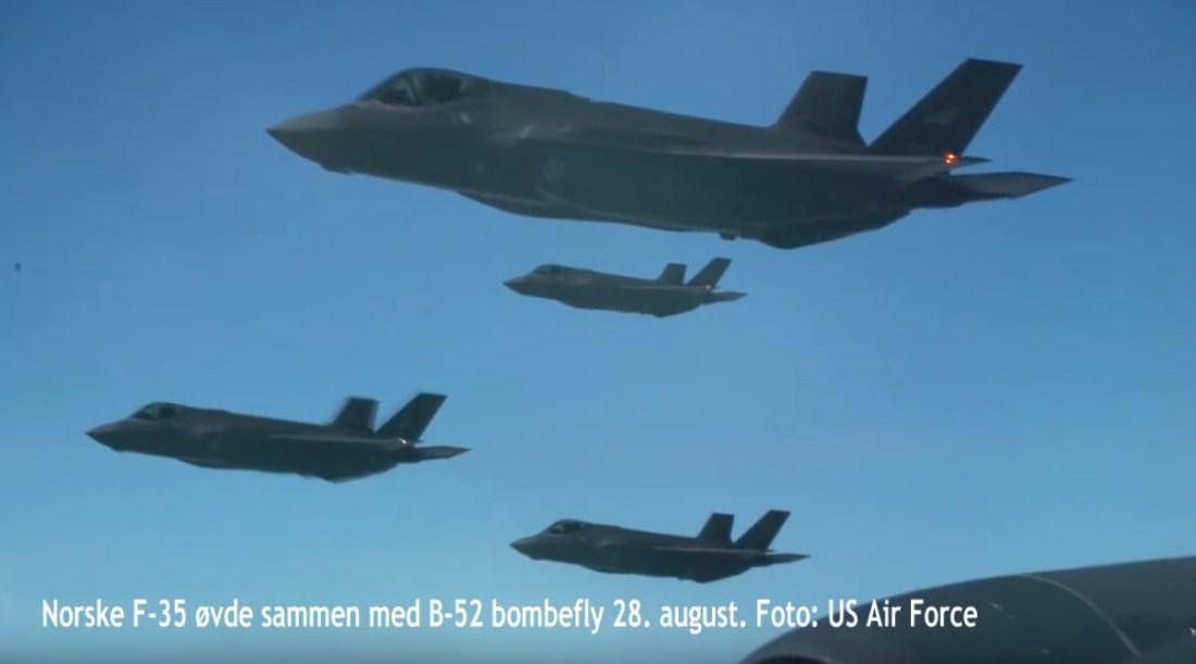 Norge trekkes mer og mer inn i USAs globale spill overfor Russland. Forsvarssjefen er glad for dette.