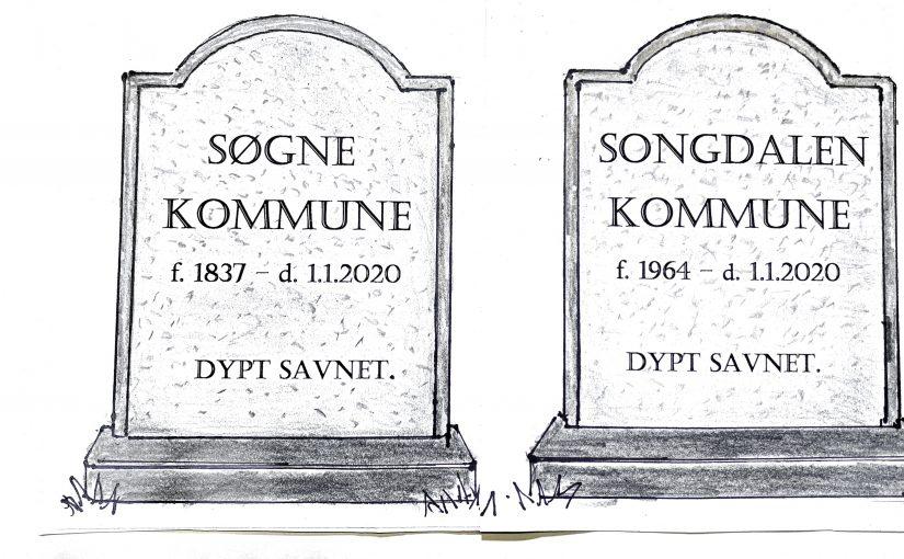 Ble kommunesammenslåingen mellom Kristiansand, Søgne og Songdalen gjort på sviktende grunnlag?