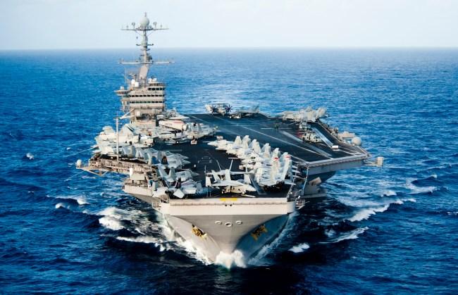 Militære ledere i USA er klare til krig mot Kina.