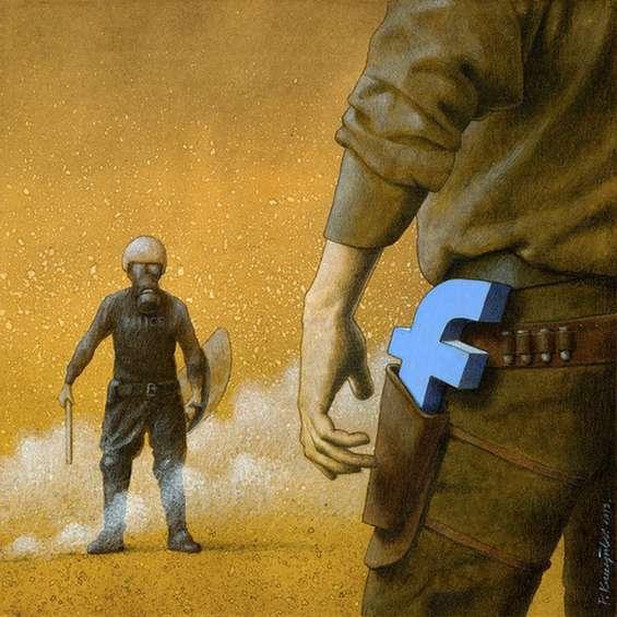 Ikke bare Facebook men også Twitter sensurerer. De forsvarer sannheten i en løgnaktig verden