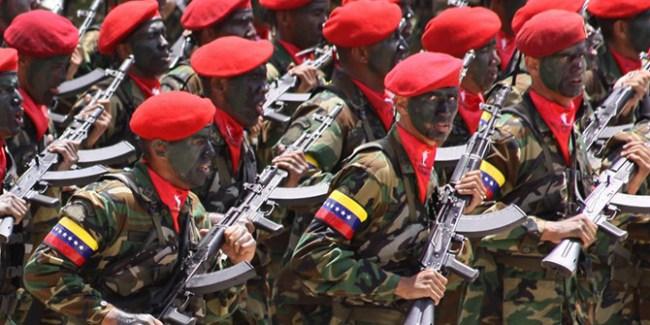 USA underskriver en militær treningsavtale med Guiana som Venezuela oppfatter er rettet mot dem.