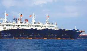 Manila demands Beijing withdraw 'fishing vessels' | Arab News