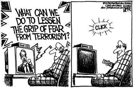 Fear-of-terrorism ABD'de Terör Korkusu AforizmalarıABD'de Terör Korkusu Aforizmaları