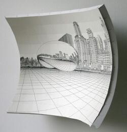 perspektif-ronesans-12 Leonardo da Vinci Rönesansa neden ihanet etti?Leonardo da Vinci Rönesansa neden ihanet etti?