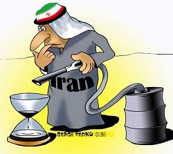 İran'ın petrolü mü var yoksa Petrol'ün İran'ı mı var?